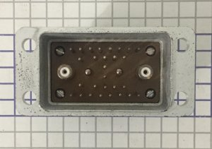 CONECTOR - DPDAD32C2-34P