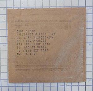 ANEL VEDAÇÃO - MS28775-224