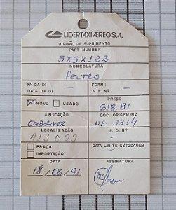 FELTRO - 5X5X122