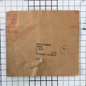 PARAFUSO INOX BOLEADO - MS27039C0806