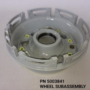 WHEEL SUBASSEMBLY (OUTBOARD) - 5003841
