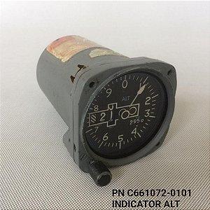 Altitude Indicator - C661072-0101