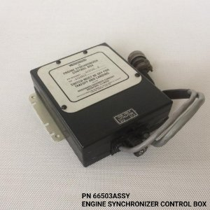 Engine Synchronizer Control Box - 66503