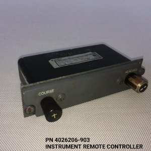 Instrument Remote Controller -  4026206-903