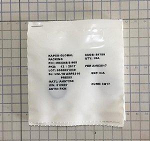 ANEL DE VEDAÇÃO - M83248/2-908