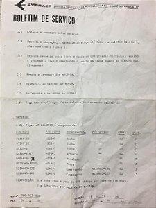 KIT TREM POUSO - BS700-32-020       (764-377)
