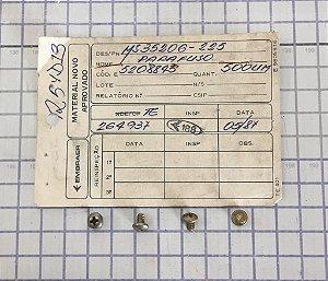 PARAFUSO BOLEADO PHILLIPS - MS35206-225