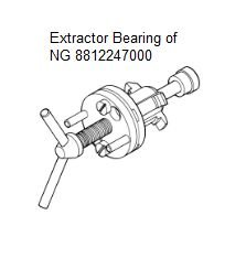 EXTRACTOR BEARING - 8812247000
