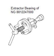 Extractor of Bearing NG - 8812247000