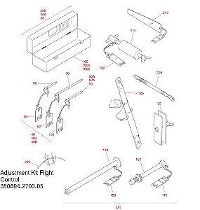 Adjustment Kit, Flight Control - 350a94