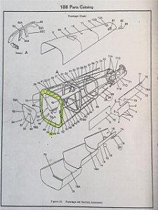 CAVERNA CESSNA 188 5ª - 1612016-201
