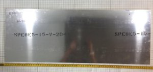 "CHAPA 0.050"" X 31,5"" X 12"" (2024T3)"