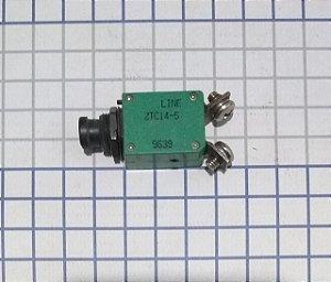 DISJUNTOR 5 AMP - 2TC14-5