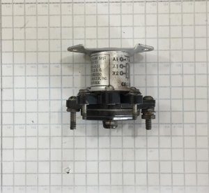 RELE 50 AMP (SV) - 6041-H-200 (MS24166-D1)