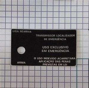 PLAQUETA - 121-853-902-10-01