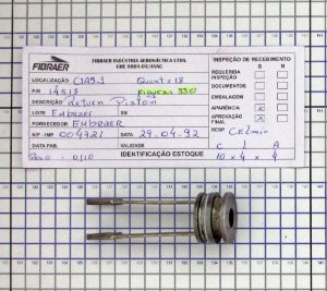 Return Piston 14518