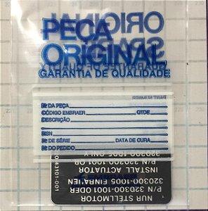 PLAQUETA - 120-43101-001