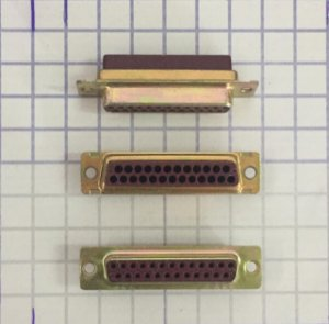 CONECTOR ELÉTRICO - DBC-25S-F0