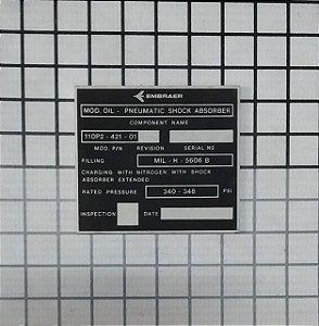 PLAQUETA - 110P2-9001-70-35