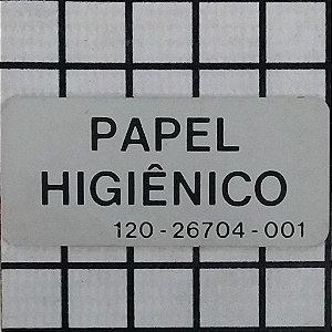 PLAQUETA - 120-26704-001