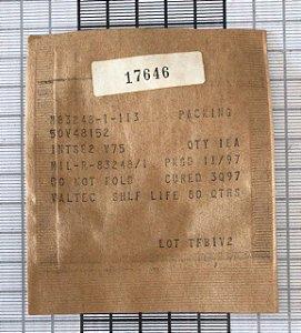 ANEL DE BORRACHA - M83248/1-113