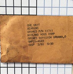 ROLAMENTO - 11711-S1KDD7