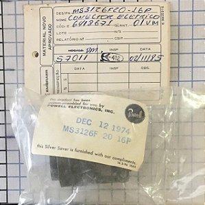 CONECTOR - MS3126F20-16P