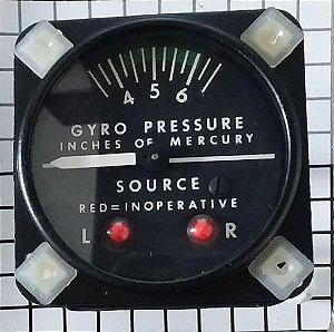 GYRO PRESSURE - 43158