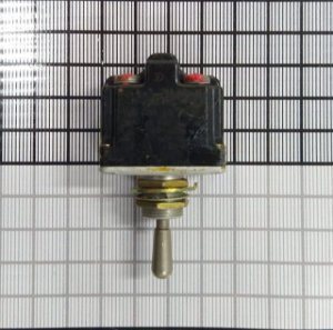 MICRO SWITCH - MS27407-6
