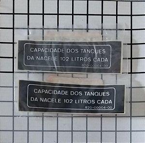 DECALQUE - 820-00004-00