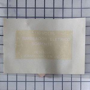 DECALQUE - 820-00001-38