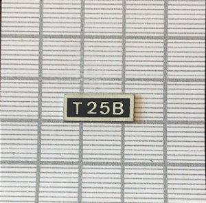 PLACA - T25-AM008
