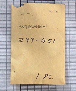 ENGRENAGEM - 293-451