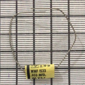 CAPACITOR - S10003-033