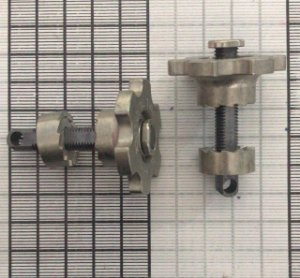 CLAMP ASSY - M85731/1-1       (068491A-00)