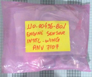 KIT ENGINE SENSOR INSTL-WING - 110-00436-801