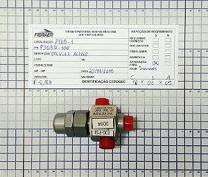 Válvula Alívio P309N-100