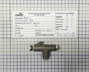 VÁLVULA DE ALÍVIO - AN6245-AB4