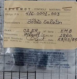 BOTÃO SELETOR - 416-0001-003