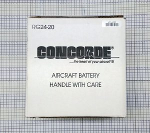 BATERIA - RG24-20