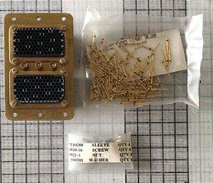 CONECTOR - DPX2MA-A106P-A106P-33B-001