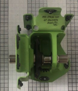 GEAR BOX ASSY - 145-21056-401