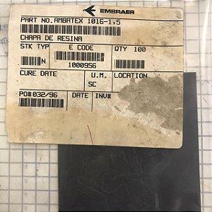 CHAPA RESINA - 1016-1,5