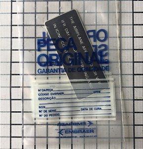 PLAQUETA  - 110P2-432-01-02
