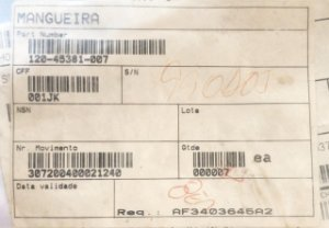 MANGUEIRA - 120-45381-007