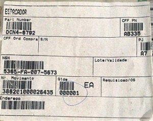 ESPAÇADOR  - DCN4-6792