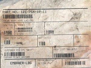 VÁLVULA - 121-754-10-11