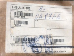 INSULATOR - 3510-129