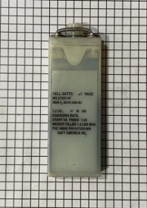 CÉLULA BATERIA - MS27307-4C