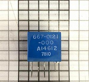 TRANSFORMADOR - 667-0121-000